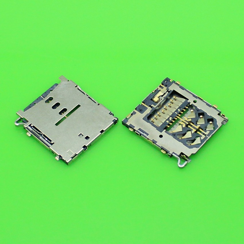 10pcs Replace High quality For Samsung A3 A5 A7 A3000 A5000 A7000 A3009 A5009 Big SIM card Reader Tray holder connector socket