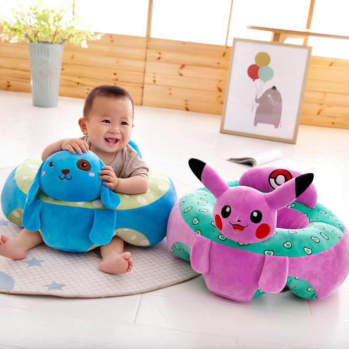 Incroyable 50*50*30cm Baby Sitting Chair Infant Seat Learn Sit Play Kids Toys  Comfortable Nursing Pillow Baby Play Plush Cushion In Stuffed U0026 Plush  Animals From Toys ...