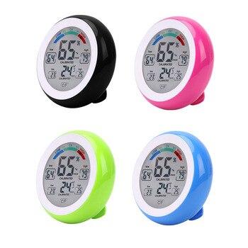 Indoor Thermometer Hygrometer Measurement & Analysis Instruments