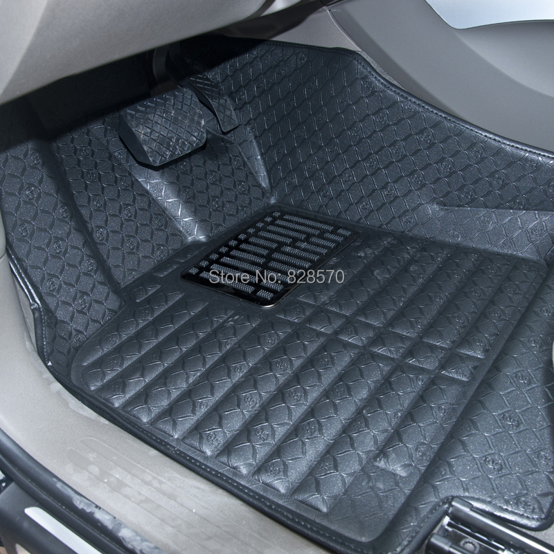 Floor Mat FOR AUDI 2011/2010 A6L Q5 Q7 A5 Free Shipping