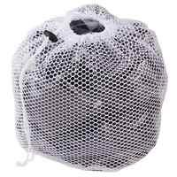 Laundry Mesh Bags Drawstring Net Laundry Saver Mesh Washing Pouch Strong Washing Machine Thicken Net Bag #0528