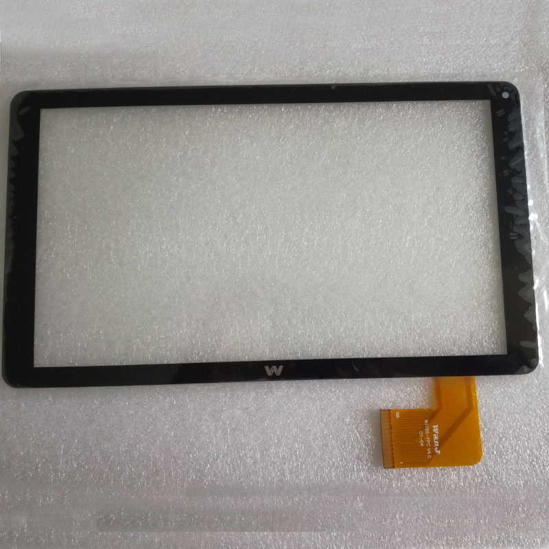 New 10.1'' Inch Capacitive Touch Screen Panel Digitizer Sensor For WJ795-FPC V4.0 Tablet PC