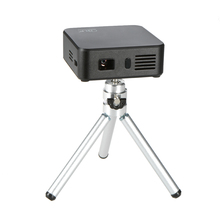 Sinopoo E05 WiFi DLP Projector supports 1080P for Cinema Theater TV Laptop Game SD iPad iPhone Android Smartphone