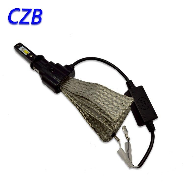 2Pcs 20W H8 / H9 / H11 / H16 Hi / Lo 3200LM led para Philips Car LED - Luces del coche - foto 3