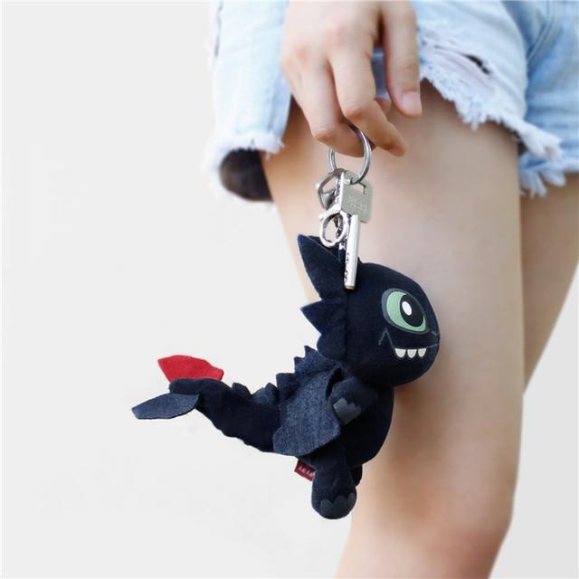 Брелок игрушка Беззубик Как приручить дракона 3