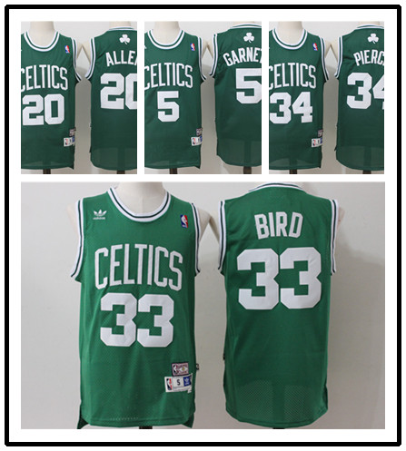 dfa33f058 ... Swingman 20 Boston Celtics GREEN BLACK