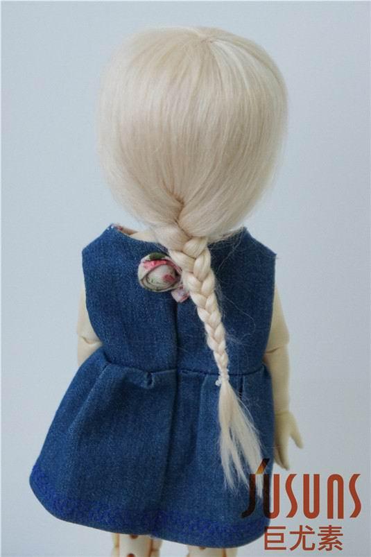 JD211 1/6 YOSD perruque poupée mohair Froz caractère perruques BJD - Poupées et accessoires - Photo 6