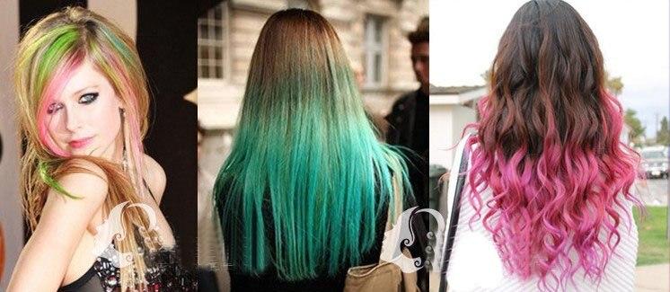 Temporary Hair Color Dye Pastel Chalk Bug Rub Hair Color Chalk - Hair colour chalk