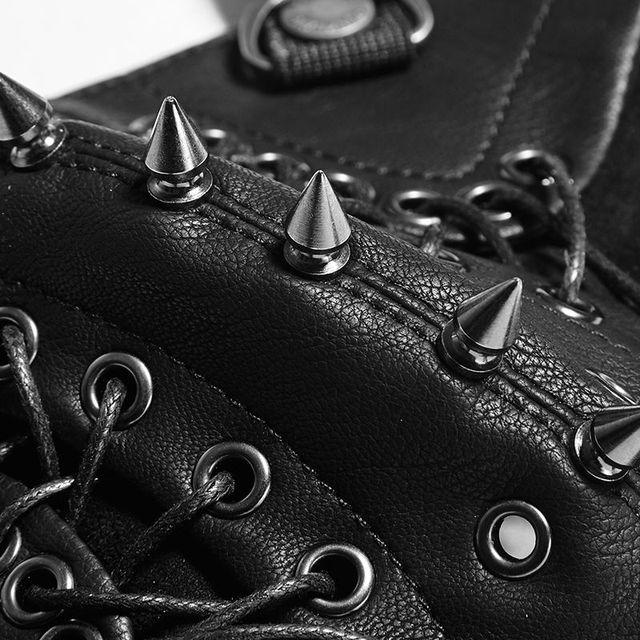 Punk Rave Brand New Gothic Steampunk Men stylish fahison Pin MASK  S182
