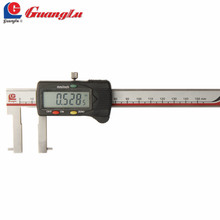 Buy online Digital Caliper 24-150mm/0.01mm Round Measuring Points for Inside Grooves Electronic Measurement Instruments Measure Tools