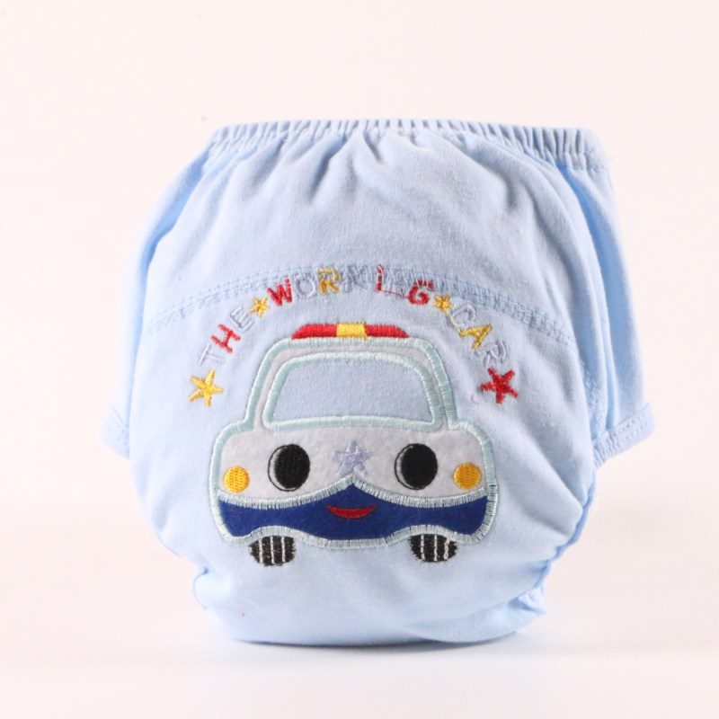 20pcs/Lot Baby Training Pants/Child Cloth Study Pants/Reusable Nappy Cover/Washable Diapers Underwear