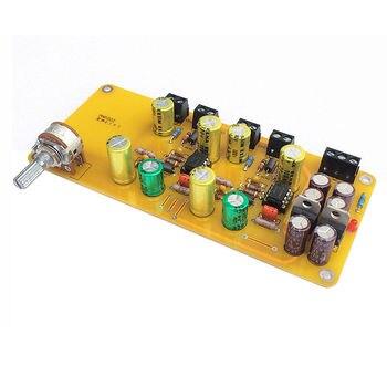 HiFi Preamp Audio Preamplifier Buffer Board Inspired by mnp
