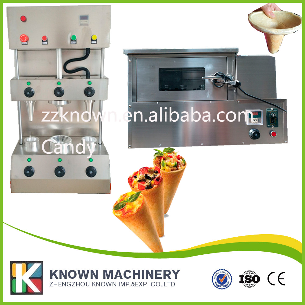 umbrella Straight pizza cones Commercial pizza cone making machine and pizza cone oven pizza group pyralis m8