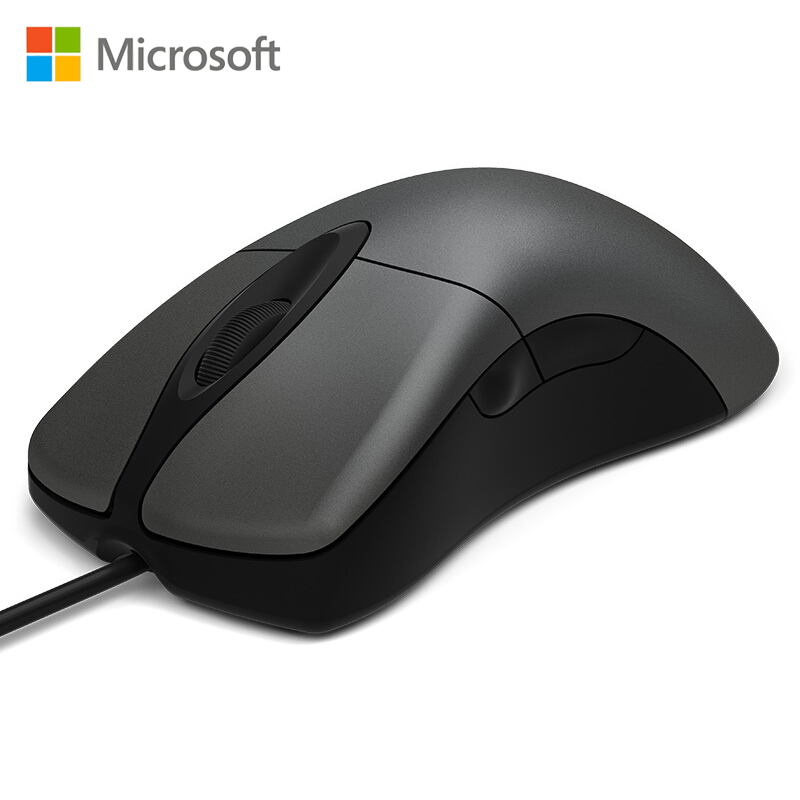 Original Microsoft IE3.0 wired mouse office mouse FPS gaming mouse BlueTrack enhanced version mouse for FPS games PC mouse gamer image