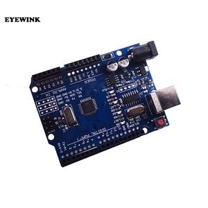 Image 2 - 10 adet UNO R3 (CH340G) MEGA328P Arduino UNO için R3 ATMEGA328P AU geliştirme kurulu