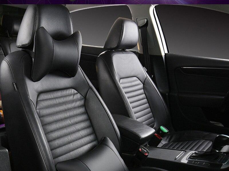 Car-Seat Rexton Headrest Neck-Protection Korando 2-Accessories Ssangyong for Actyon Kyron