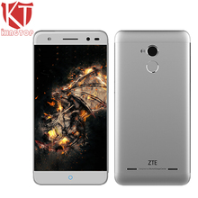 Original ZTE Blade A2 4G LTE Mobile Phone 2GB RAM 16GB ROM MTK 6750 Octa Core 1.5GHz 5.0″ 2500mAh 13.0MP Fingerprint Smart Phone