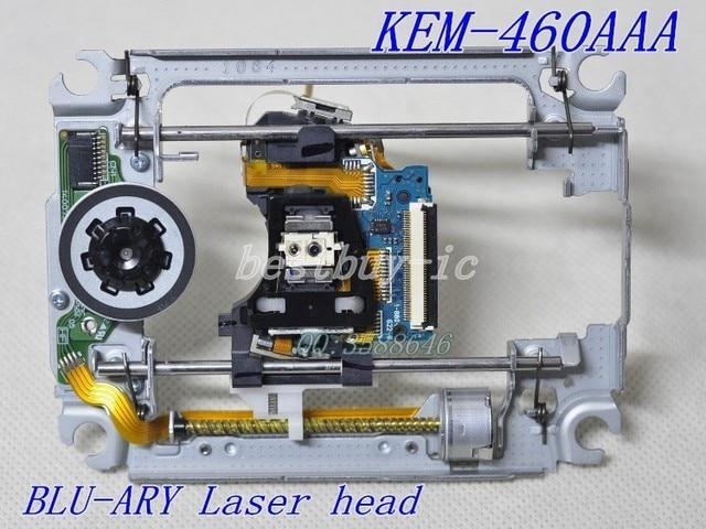 תיקון החלפת חלק עבור PS3 KEM 460AAA KEM460AAA KEM 460AAA לייזר עדשה עם סיפון עבור S o ניו יורק פלייסטיישן 3 קונסולה