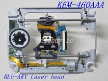 Pieza de repuesto para PS3, KEM 460AAA, KEM460AAA, KEM 460AAA, lente láser con cubierta para consola S o ny Playstation 3