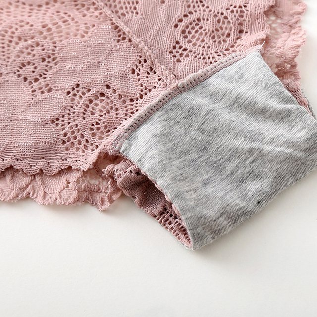Sexy Low Waist Cozy Tempting Pretty Briefs Lingere