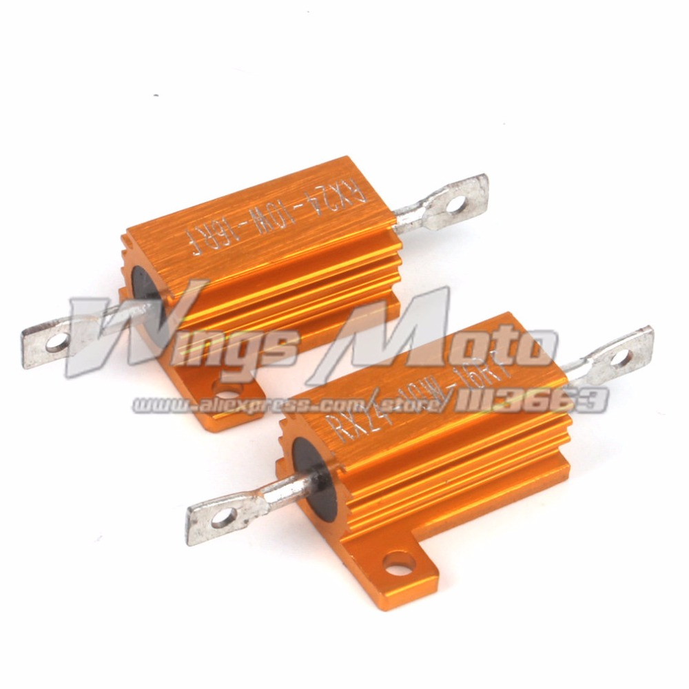 12v Load Resistance 10w 16 Ohm For Motorcycle Led Turn Signal Blinker Wiring Diagram Indicator Light Fit Bmw K1300 R1200 S1000 F700 800 On Alibaba Group