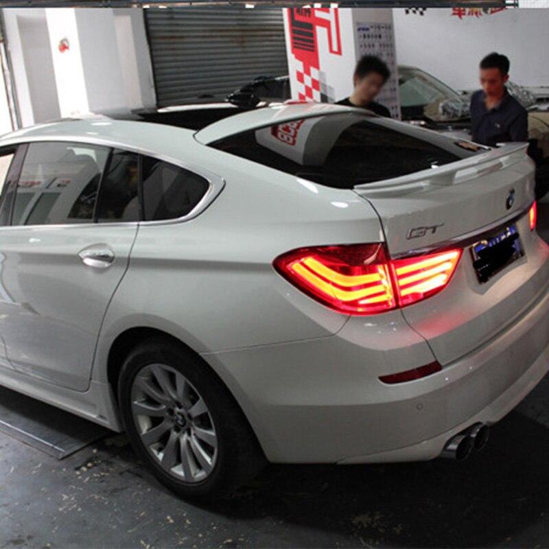 5 Serces GT Modified HM Style Fiberglass Primer Հետևի - Ավտոմեքենայի արտաքին պարագաներ - Լուսանկար 3