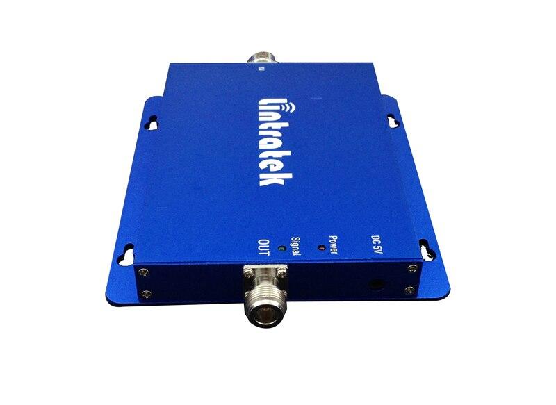 Image 5 - Lintratek CDMA 850 1800mhz wzmacniacz sygnału 2G 4G zespół 3 dwuzakresowy wzmacniacz sygnału GSM wzmacniacz sygnału do telefonu dla domu #58Wzmacniacze sygnału   -