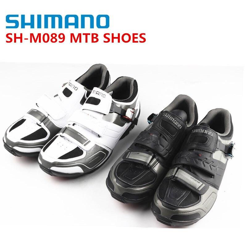 Shimano SH-M089 Mountain велик велосипед MTB велосипедные туфли для лесной дороге беговые FC