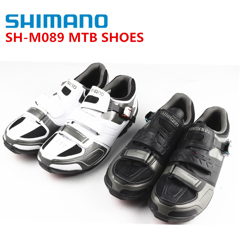 Shimano SH-M089 Mountain Bike Bycicle MTB Cycling Shoes for Forest Road Cross Country FC