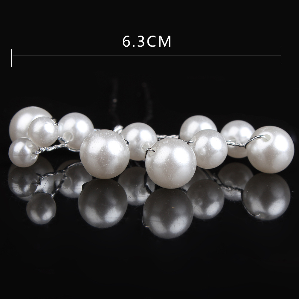 HTB1FM1fMXXXXXbCXpXXq6xXFXXXm Glamorous 3-Pieces Faux Pearl Tassel Hair Pin Accessories - 2 Colors