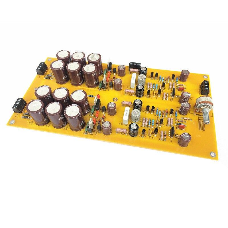 HiFi Preamplifier Audio Pre-Amp Board Inspired by npp203 CircuitHiFi Preamplifier Audio Pre-Amp Board Inspired by npp203 Circuit