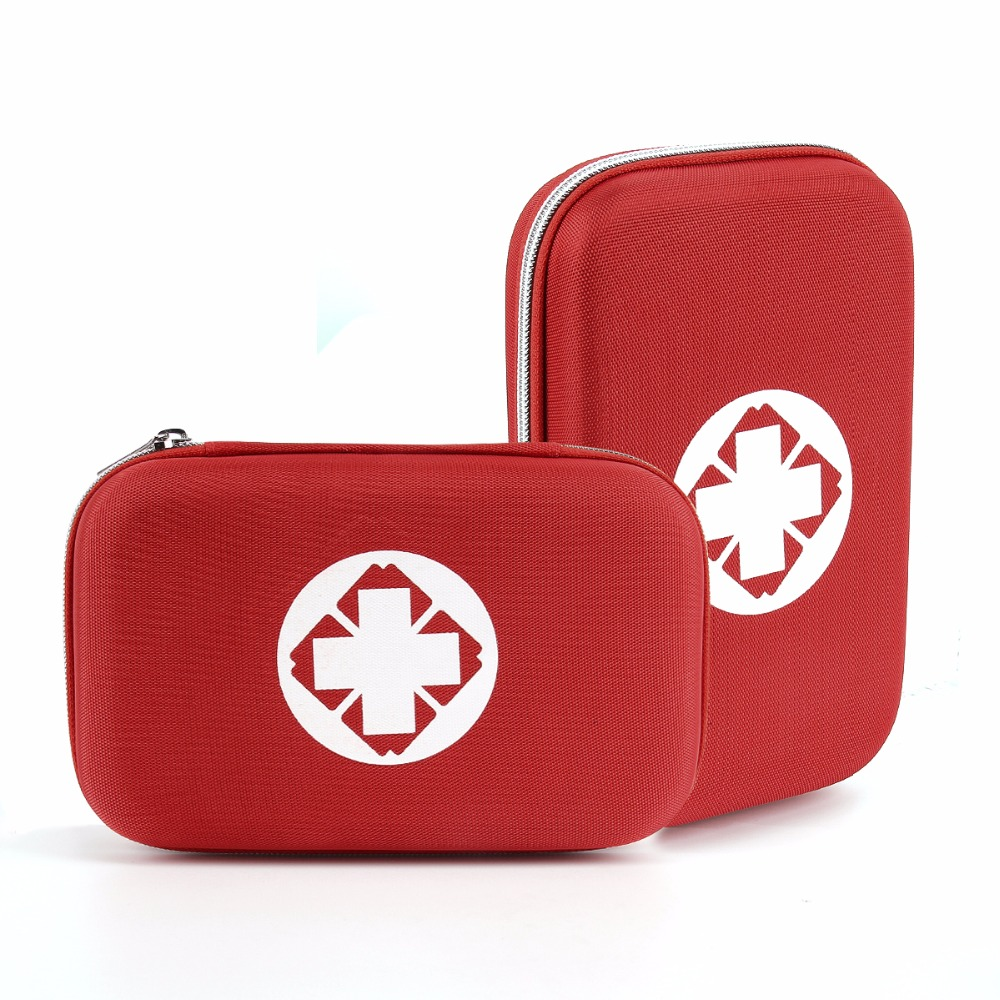 Nosii First Aid Kit Survival Medical Tool Storage Bag Pouch Treatment Case Emergency Rescue Home Car Outdoor