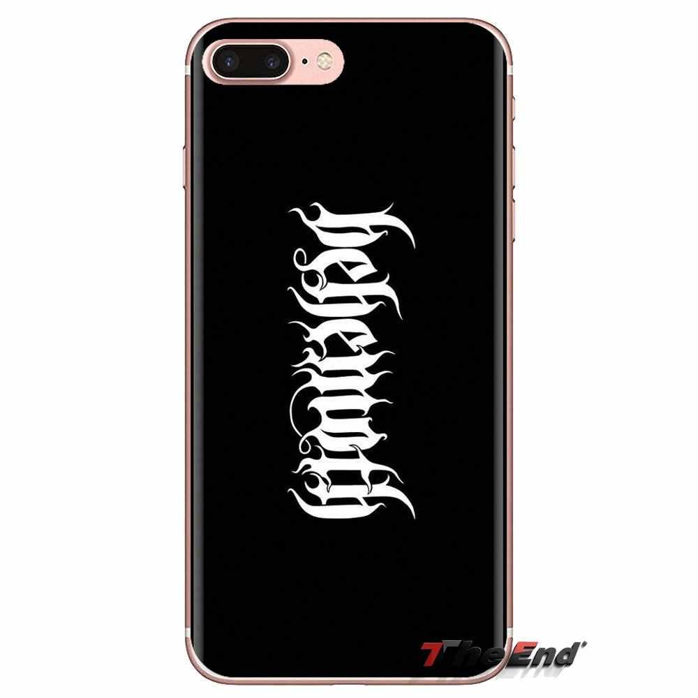 Para o iPod Touch Da Apple iPhone 4 4S 5 5S SE 5C 6 6 S 7 8 X XR XS Mais MAX TPU Transparente Caso Saco gigante cartaz Banda Águia Poland