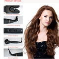 Modelador De Cachos Electric Hair Brush Auto Hair Curler With Care Styling Tools Ceramic Wave Roller Magic Curling Iron