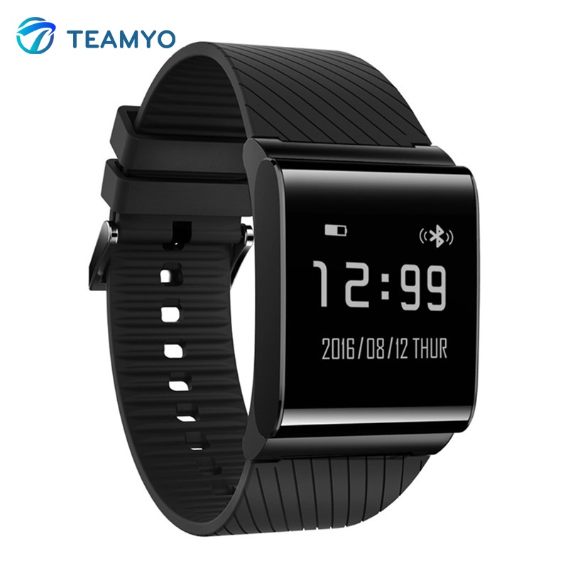 Teamyo X9 Plus watch Heart Rate Monitor cardiaco Smart Bracelet Blood Oxygen Pedometer Smart Band Activity