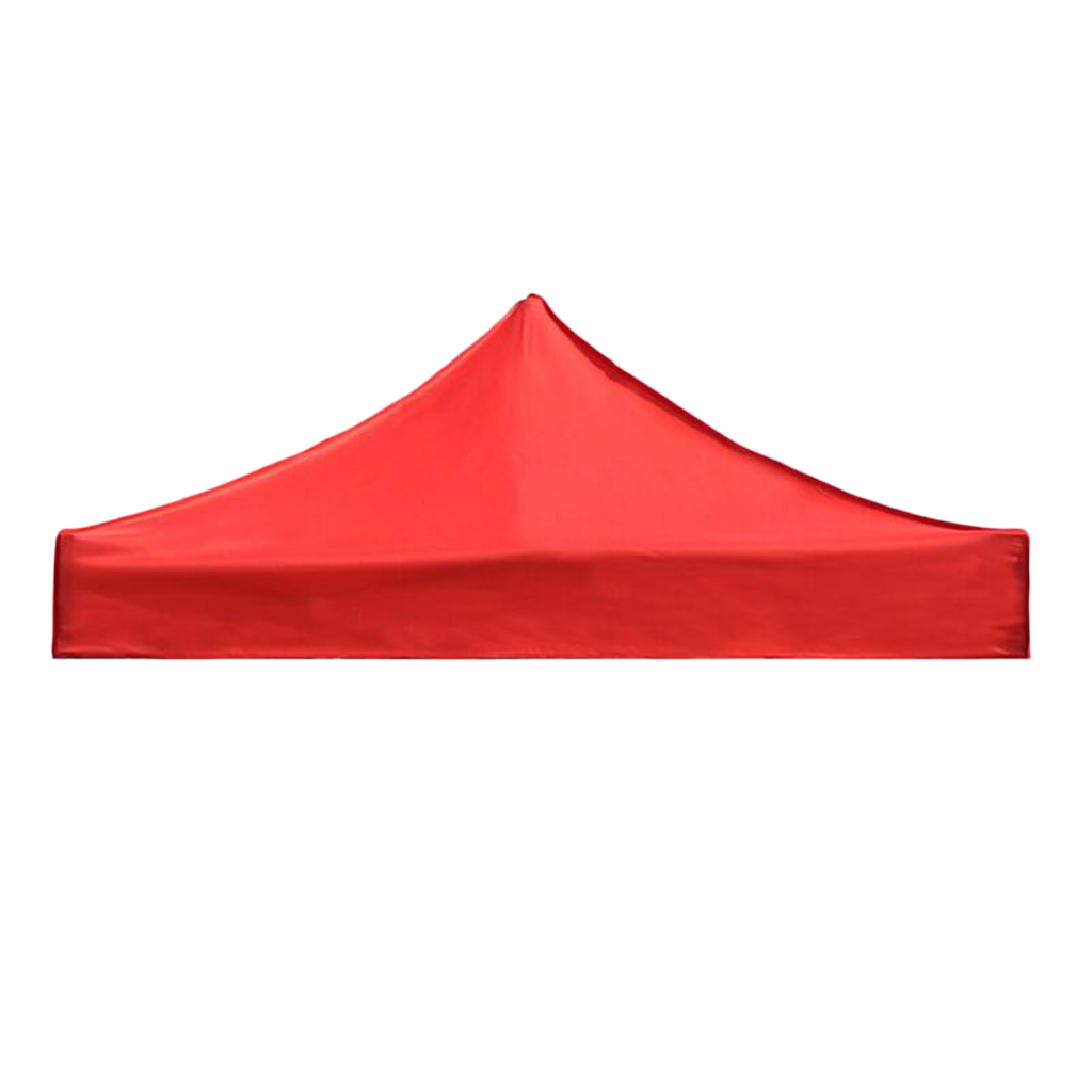 Image 2 - Tent Top Cover Canopy Awning Shelter Cover Replacement  Waterproof Oxford Tent Accessories for Outdoor Camping Hiking Blue/Red-in Tent Accessories from Sports & Entertainment