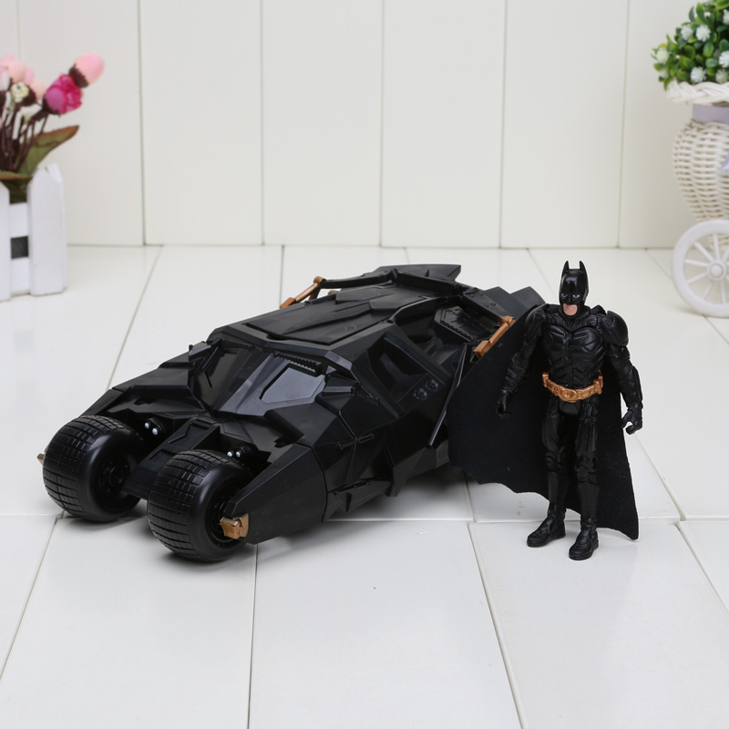the dark knight batmobile children toys batman car model with batman model plastic cars model excellent