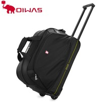 OIWAS Fashion 3 Color Men/Women Rolling Luggage Trolley Travel Duffle/Bags Large capacity Package Suitcase OCL8001 top popular