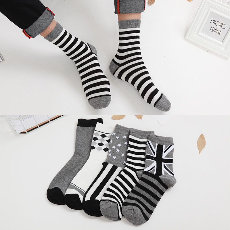 5 Pairs/lot Underwear & Sleepwears Mens Socks Hot-sell Socks Invisible Man Cotton Socks Slippers Shallow Mouth Sock