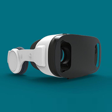 The new exclusive private model DicoVRbox virtual reality glasses box with stereo headphones