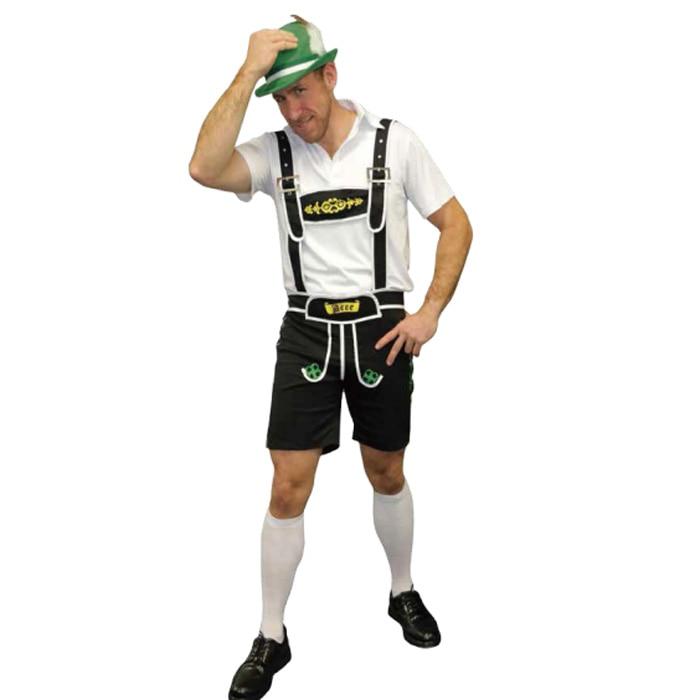 Взрослых Для Мужчин&#8217;s Гензель или Пособия по немецкому языку костюм <font><b>Lederhosen</b></font> Пособия по немецкому языку Y фестиваль пива Октоберфест Костюм