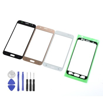 LCD Front Glass Touch Screen For Samsung Galaxy J5 2015 J500 J500F J500H J500FD J500FN Touch Screen Digitizer+Adhesive+Tools image