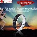 Ufit TW2 tempo de exposição do monitor à prova d' água esporte pulseira inteligente pulseira smartband heart rate monitor de Fitness Rastreador inteligente
