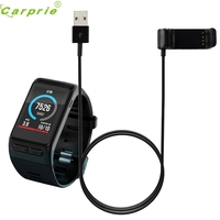 Replace Charger Cradle Charging Dock Charger Cable For Garmin Vivoactive HR Smart Wrist Watch LJJ0118