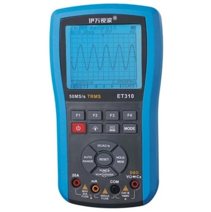 EONE Ivan ET310 ScopeMeter Digital oscilloscope Multimeter 10M цена