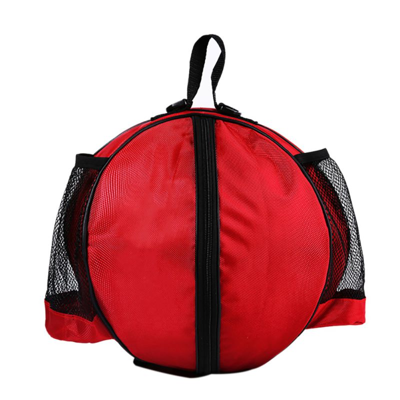 Portable Newest Waterproof Basketball Backpack Water Bottle Pack Soccer Bags Football Kits Volleyball Basketball Sports Bag