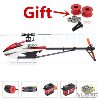In Stock 2018 The Newest ALZRC X360 FAST FBL Helicopter Super Combo (Motor +ESC+Servos+Gyro) for GAUI X3