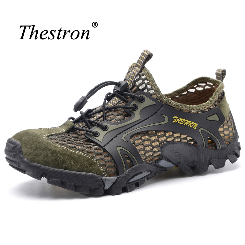 Man Running Shoes Black Brown Sneakers Male Breathable Sports Shoes for Male Lightweight Anti-slip Male Outdoor Footwear