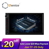 Ownice C500 7 1024 600 Android 6 0 Quad Core Radio 2 Din Universal Car DVD