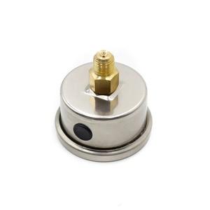 Image 5 - CNSPEED Fuel Pressure Regulator Gauge with pointer 0~8 black face YC100491